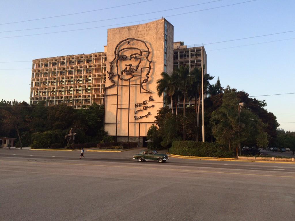 Jos Kuuba pitäisi kiteyttää yhteen kuvaan, niin se olisi blogistin mielestä tämä. Kuva: Matti Eerikäinen