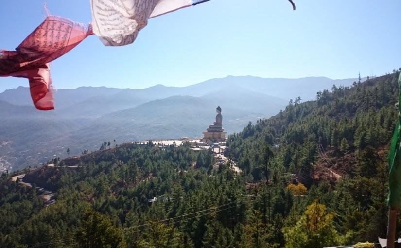 Supersyksy Bhutanissa