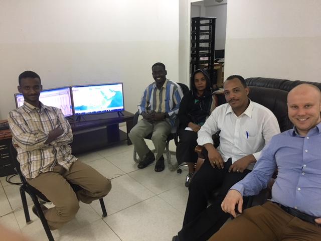 Haboob, lammas ja kaksi Niiliä – metkujen matkassa Sudanissa