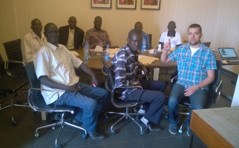 Etelä-Sudanista saadaan nyt salamatilastoja